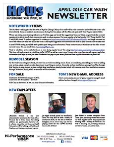 New employees, remodels, ICA report
